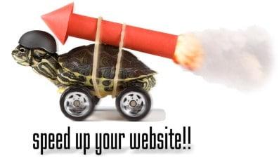 Aumentare la velocità del tuo sito web