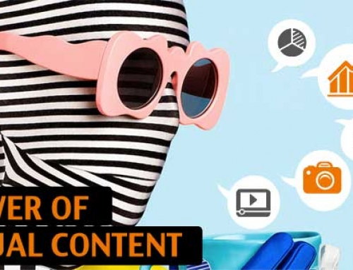 Visual Content Perchè è importante? Infografica
